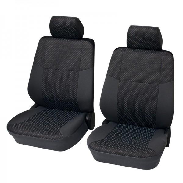 Autositzbezug Schonbezug, Vordersitzgarnitur Subaru E10, Impreza, Justy bis 8/2007, Legacy bis 8/200