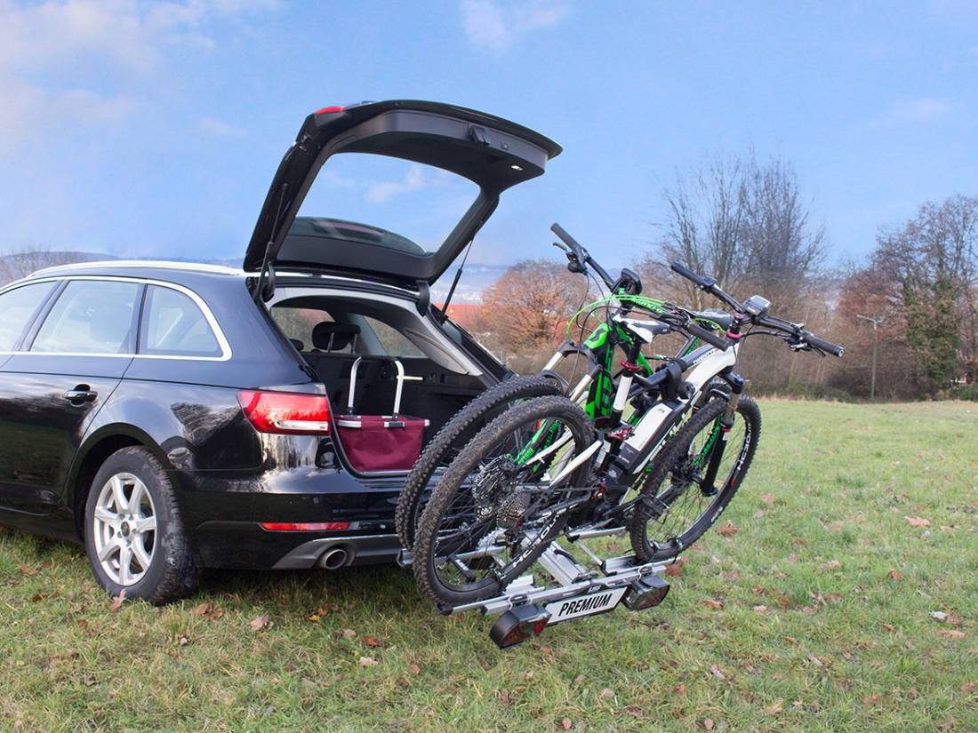Kupplungs-Fahrradtr-ger
