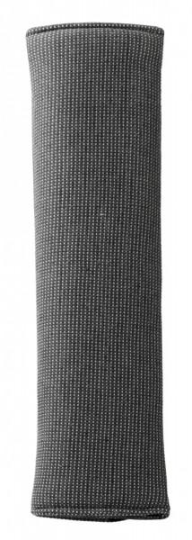 Gurtpolster Auto, schützt, entspannt, leicht, 7 x 24 cm, schwarz